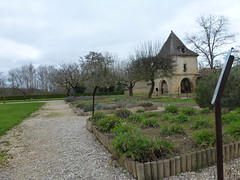 (domclavaud) Tags: architecture pierre moines patrimoine abbaye gascogne gers midipyrnes flaran cistercienne