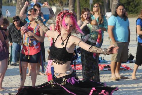 Hippie Dancer by Richard Elzey, on Flickr