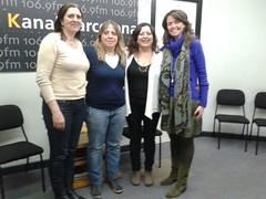 Alimentación Consciente y Homenaje a la Mujer 10-03-2014