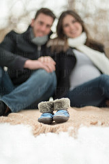Pregnant couple sitting behind baby winter boots (JulieF514) Tags: park family winter portrait people baby snow cold male men love nature beautiful beauty weather closeup female laughing season fun outdoors parents togetherness frozen holding community women shoes kissing couple energy day sitting looking friendship adult boots joy steps lifestyle happiness pregnant romance flirting dating passion copyspace satisfaction cheerful relaxation youngadult affectionate carefree enjoyment 30s touching 20s defocused caucasian lifestyles embracing brightlylit closeto vitality realpeople malebeauty lookingatcamera beautyinnature leisureactivity serenepeople humanpregnancy