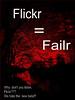 Flickr=Failr (ritaknight1999) Tags:
