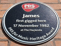James (marbowd37) Tags: manchester james factory hacienda madchester fac51 manchestermusic