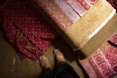 Documenting Ajrak making (Danial Shah) Tags: pakistan sindh ajrak bhitshah