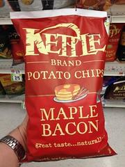 Bacon Chips (heath_bar) Tags: bacon kettle chip