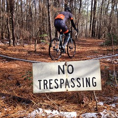Get off my lawn! Photo credit @lonewolfcycling #weavercycleworks #custombicycles #rideinthepines #rideinthewoods