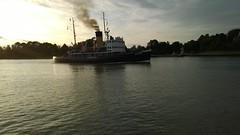 Der Dampfeisbrecher Stettin unterwegs Richtung Ostsee 2 (stier62) Tags: nordostseekanal eisbrecher sehestedt