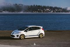 Smoke on the Water (arminausejo) Tags: seattle ford nikon fiesta rally sema d810 nwmotiv
