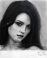Fast Drawing - Imogen (Original photo by unexpectedtales)  Yannewvision - 2015 ('Yannewvision') Tags: portrait france mannequin illustration pencils french model frankreich drawing picture portrt dessin modelo teen fanart crayons drawn imogen dibujos francia modell youngwoman  croquis zeichnung modle 2015 jungefrau jeunefemme  anglaise   englishwoman  imogendyer unexpectedtales  yannewvision weeklyimogen flickrunexpectedtales