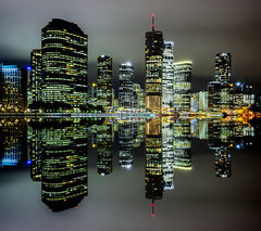Brisbane Reflection (rexboggs5) Tags: longexposure reflection night river australia brisbane queensland agcgwinner thepinnaclehof tphofmarch2015 compstp0315ag0515