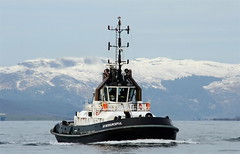Serco Tug sd resourceful, Largs (Time Out Images) Tags: scotland united north kingdom sd resourceful ayrshire largs serco