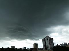 (IgorCamacho) Tags: city cidade summer brazil sky storm nature paraná rain brasil clouds natureza chuva stormy céu southern cielo nubes tormenta nuvens verão nuvem sul supercell mesocyclone tempestuoso mesociclone supercélula