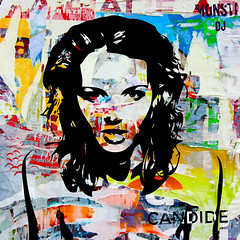 181-CANDIDE (PASLIER MORGAN) Tags: street city nyc pink blue girls red people woman usa newyork color art texture love colors girl beauty fashion rose collage photoshop vintage poster rouge graffiti photo cool divers funny downtown artist all arty gorilla amor couleurs girly collages armas tag graf femme drop pop bleu marylin monroe anarchy aerosol emergency ado mode effect colt couleur corazon ville affiche artiste grafismo armes jeune effet affiches gorille afficher backgound