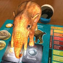 Xvolution - เกมฝีมือนักชีววิทยาชาวไทยเกี่ยวกับไดโนเสาร์ที่พบในไทย ชัดเจนตั้งแต่แกะกล่องว่าทำด้วยใจรักเพราะไดโนเสาร์ทุกตัววาดสวยมาก พร้อมเกร็ดน่ารู้ต่างๆ แถมโผล่เป็น animation สามมิติเวลาใช้แอพมือถือโหลดฟรีชื่อเดียวกันกับเกมให้ฮือฮาและดูเท่มาก (ภาพนี้ก็ถ่า