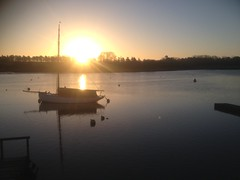 River Deben (FilmsForWebsites) Tags: nature sunrise suffolk woodbridge riverdeben onlinevideoproduction carlstickley filmsforwebsites filmsforwebsitescom