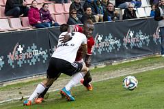Nàstic 3 - 1 Valencia CF Mestalla