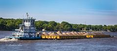 Wanda Isabel 2016 (1 of 1) (The Back Road Photographer) Tags: river mississippi wanda isabel barge