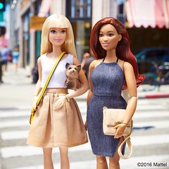Pivotal Curvy???? (toomanypictures1) Tags: barbie curvy mattel upcoming pivotal intagram