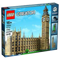 LEGO Creator Expert 10253 - Big Ben (THE BRICK TIME Team) Tags: brick big lego ben creator expert 2016