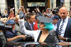 Lady Gaga (halickitoby) Tags: paris france matrix lady gaga