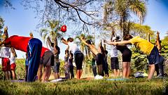 Ao ar livre (Romildox) Tags: parque cidade ar capital corao federal livre exerccios praticados romildoxhexainfojk