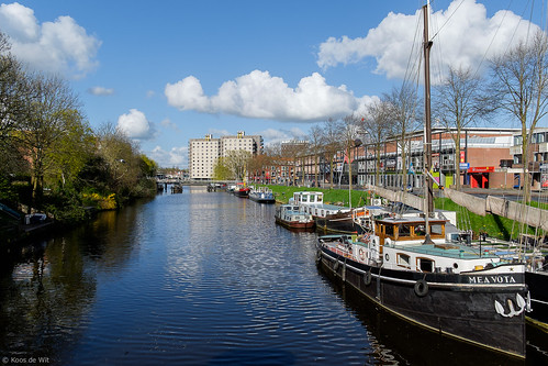 Spring in Groningen