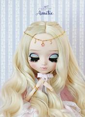 Amlie (Mikiyochii) Tags: doll dolls ooak lolita groove pullip custom fashiondoll pullips customdoll fullcustom