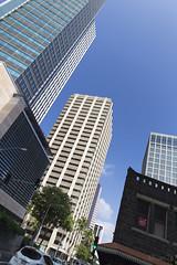 Honolulu Downtown (caz76KOBE) Tags: travel usa canon landscape eos hawaii landscapes downtown oahu resort honolulu 24mm 2016 landscapephotography eos6d ef24mm ef24mmf14liiusm ef24mmf14lusm 2016hawaii 2016caz76