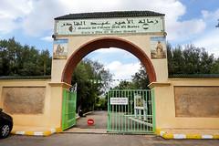 Smala de l'Emir Abdelkader     (habib kaki 2) Tags: monument algeria arc mascara algerie kada emir smala sidi stle   mmorial   abdelkader       tighennif zmala   tighenif  potaille