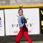 AC Flora Varsity Softball Vs Seneca 5-5-2016