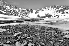 Mount Evans Summit Lake (Lucky Sky) Tags: colorado co mtevans summitlake