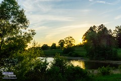 Lanier Point Park Sunset (The Suss-Man (Mike)) Tags: sunset lake reflection nature water georgia unitedstates gainesville lanier lakelanier hallcounty thesussman sonyslta77 sussmanimaging lanierpointpark lanierpoint