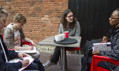 Walking Writing Workshop with Helen Cross (Arts at Birmingham) Tags: walkingwritingworkshop creativefellow helencross creativewriting fcw universityofbirmingham birminghamuniversity pagestageandscreen stratford stratforduponavon theatre theotherplace edacs rsc shakespeareinstitute