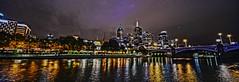 Riverwalk Melbourne Australia DSC_5490 (JKIESECKER) Tags: city water citylife cityscapes australia nighttime rivers citystreets cityscenes nighttimelights