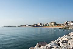 Kste (grasso.gino) Tags: italien sea italy water nikon meer wasser italia shore marche marken kste fano d5200