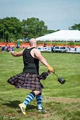 HG16-21 (Photography by Brian Lauer) Tags: illinois scottish games highland athletes heavy scots itasca lifting