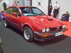 10 Alfa Romeo GTV6 (1984) (robertknight16) Tags: italy gtv 1980s alfaromeo giugiaro gtv6 ital nec2013 b6vrh