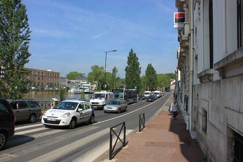 Le quai Pasteur a rouvert