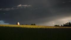 Waldviertel - Impressions (redy1966) Tags: blue sunset sky clouds forest wow landscape austria golden twilight observatory hour quarter waldviertel oesterreich sternwarte 2016 loweraustria hhenberg