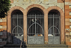 Synagoge Kippenheim 3-2 (GhostOfDorian) Tags: germany deutschland shoa memorial synagoge schwarzwald blackforest neoromanticism denkmal badenwrttemberg jewishcommunity jdischegemeinde sigmazoom kippenheim eos600d holocaustcanon