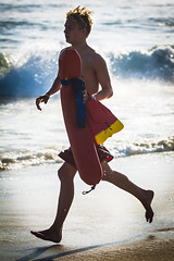 Oceanside Lifeguards (EthnoScape) Tags: oceanside california cityofoceanside lifeguard lifeguards oceansidelifeguard oceansidelifeguards training trainer assistance drown drowning surf surfer surfboard lifesaver lifesavers rescue rescuer rescuetube rookie swim swimming swimmer swimmers athlete athletic health fitness youth boardshorts bikini wetsuit neoprene lycra rubber fiberglass polyurethane danger riptide ripcurrent red yellow baywatch fins swimfins tower lifeguardtower beach shore ocean water safety tourist touristseason memorialday summer ethnoscape ethnoscapeimagery outdoor