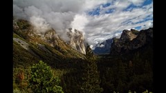 Valley (Photon_chaser) Tags: yosemite clouds el capitan valley video
