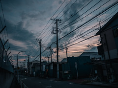 160626_154_P1100277 (oda.shinsuke) Tags: sunsetcloud   vsco