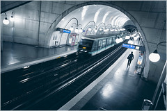 Best of 2015 (CreART Photography) Tags: paris underground metro streetphotography métroparisien