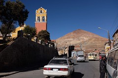 Potosi (Julien Falissard) Tags: city mountain america montagne silver mine lumire south rail bolivia du tabac cave rue coca argent ville chariot sud grotte bolivie potosi amrique potosie boliviens