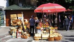 Zagreb - Croatia - Market Dolac (Miroslav Vajdi) Tags: city trip travel wallpaper vacation europe cityscape croatia tourist adventure zagreb  travelphotography greatnature i beautifullnature  instatravel m1r0slavv cleannature   vip