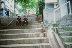 (ALEX S.F.C.) Tags: street leica hk film analog hongkong fuji mp titan summilux 3514 rvp100 preasph hammertone