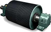 Conveyor pulley rubber lagging (jemondrubbers) Tags: pulley lagging conveyor rubber lining material jemondrubbers