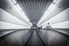 Tube - explored on 19.06.2016 (_gate_) Tags: taborstrase metro vienna austria