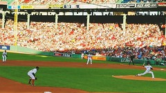 Red Sox Baseball (bpephin) Tags: park summer boston baseball redsox fenway mass 34 ortiz mlb pedroia