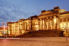 National Museums Liverpool (Brian Sayle) Tags: architecture liverpool lowlight bluehour citycentre 1740 listed 6d canon1740 worldmuseum ef1740mmf4l gradeii williambrownstreet gradeiilisted eos6d liverpoolcitycentre nationalmuseumsliverpool canon6d canoneos6d